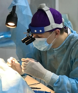 Офтальмолог для животных